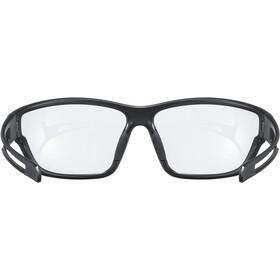 UVEX Sportstyle 806 Variomatic Glasses black matt/smoke